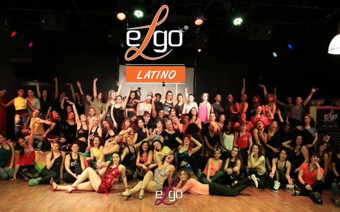 Premier Masterclass 2020 sur un rythme.. Latino !