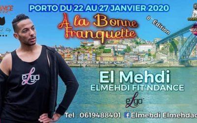 Elgo participe à la 8 ème édition à La Bonne Franquette Porto 2020