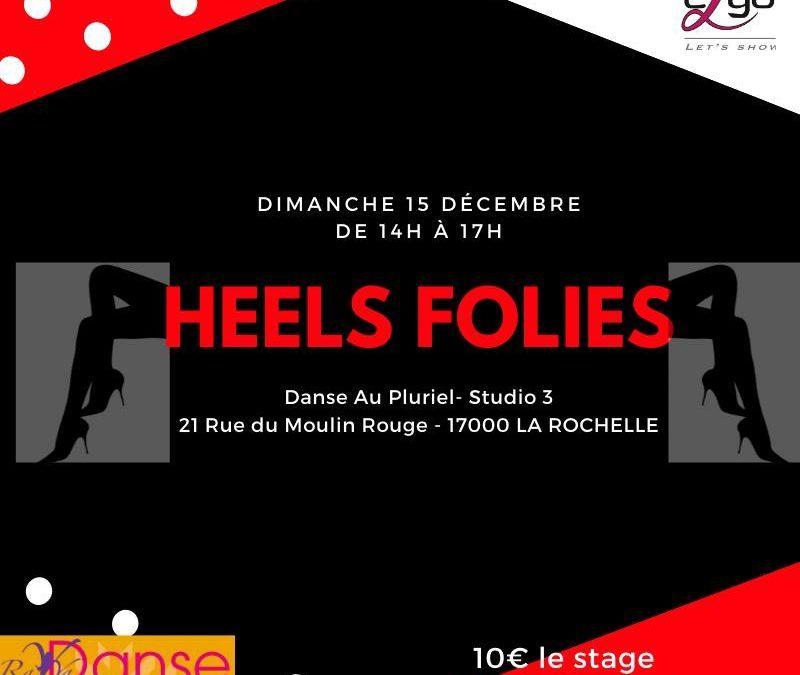 Stage avec Sandra à La Rochelle