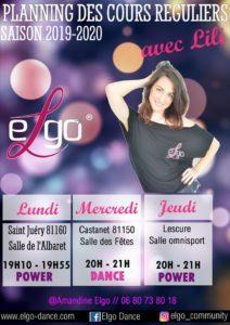 Salle Omnisport Elgo Dance