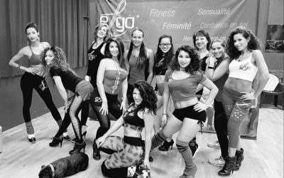 ELGO c'est THE GIRLY FITNESS DANCE