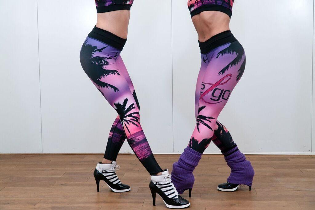 legging sport promo