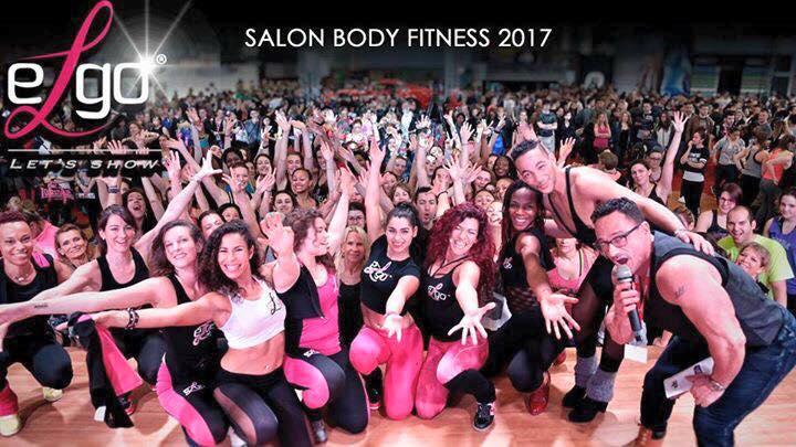 Visibilité maximum tous les ans au Salon du Fitness
