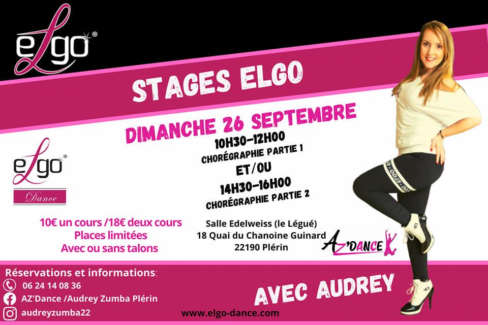 Stage avec Audrey à Plérin (22)